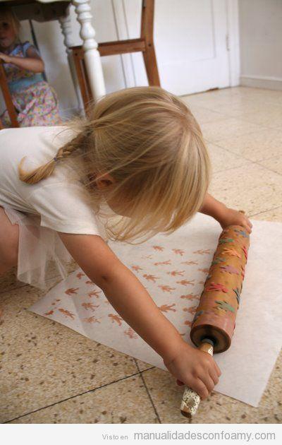 manualidades-foamy-goma-eva-niños-estampar-formas-rodillo-cocina (3)