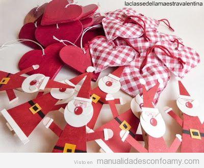 decoraciones-navidad-papa-noel-corazon-goma-eva (2)