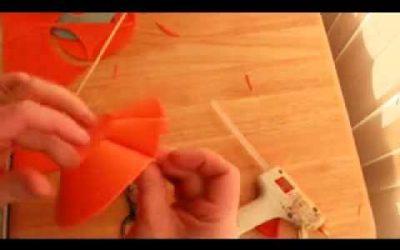 Cómo hacer una falda para muñecas fofuchas muy fácil, videotutorial