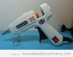 Comprar pistola silicona manualidades