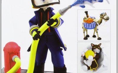 Manuales y patrones para hacer muñecos fofuchos de bombero, gatos y demás por 6'55€
