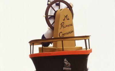 Fofucho de marinero con barco, manual y patrón por 6'55€