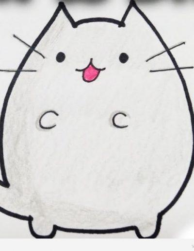 Veronivan Color de dibujos animados Washi Tape Set Cute Craft Envoltura de regalos Enmascaramiento Washi Tape Set Pegatinas Papeler/ía