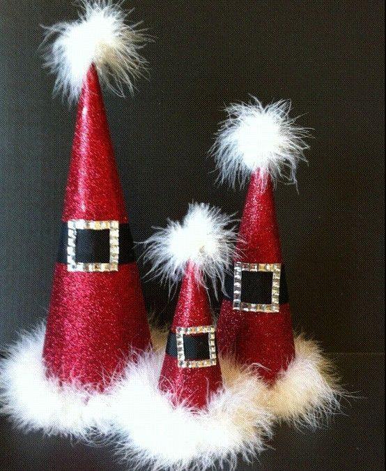 Centros De Mesa De Navidad Para Hacer Con Foamy Manualidades Con Foamy - Manualidades-centros-de-navidad