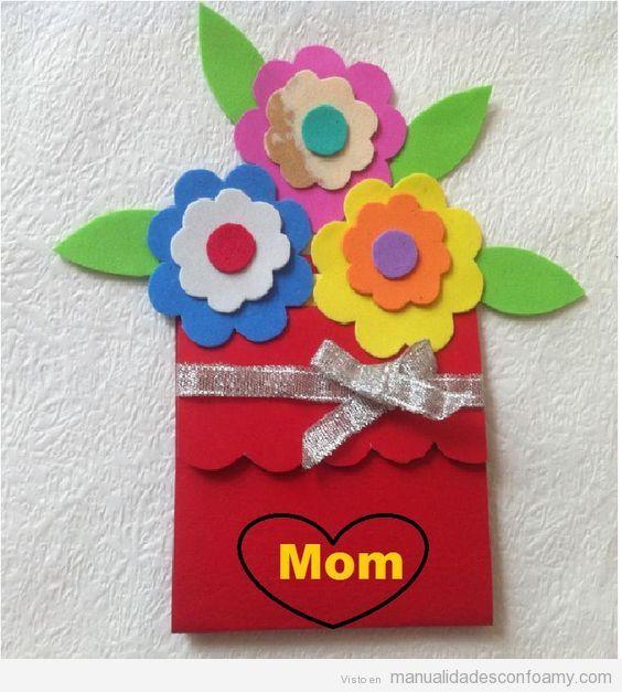 flores archivos • manualidades con foamy