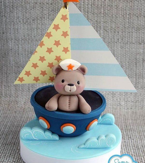 Barcos veleros de goma eva para hacer este verano con niños + plantilla gratis