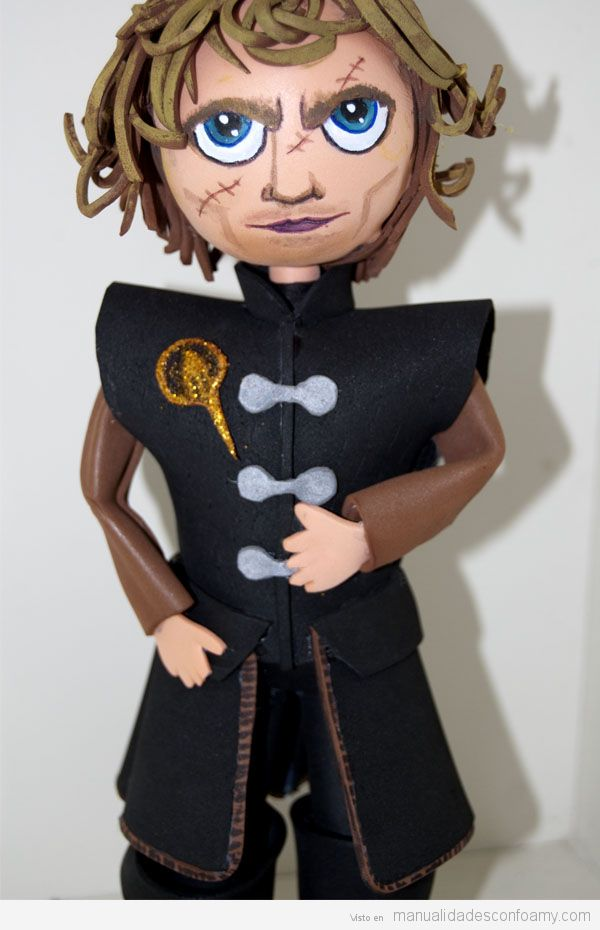 Muñeco Fofucho Tyrion Lannister