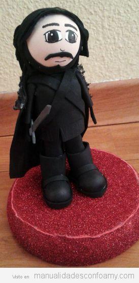 Muñeco Fofucho Jon Snow