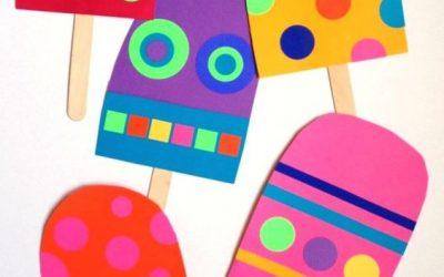 10 manualidades con foamy para verano y para niños, fáciles de hacer