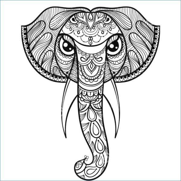 Mandalas Con Forma Animal Conoce Y Que Tus Hijos Conozcan