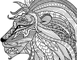Mandala león