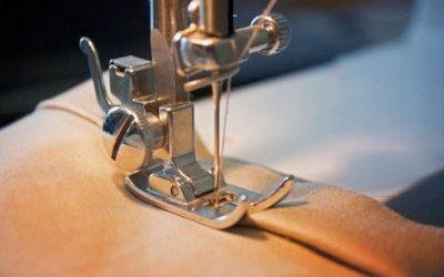 Manualidades con una máquina de coser